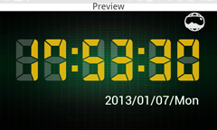 Clock_Font_Preview