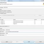 Android ADT0.9 変更点 (SDK1.5)