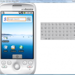 Android SkinをHT-03Aにする。