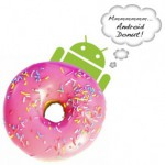 Donutsは、Android 1.6で決定