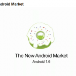 Android 1.6 のAndroid Market 説明公式動画