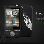 Android HTC TATOO 公式発表