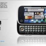 Android Motorola CLIQ 発表 主要項目リストアップ