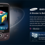 Android Samsung BeholdII