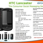 Android HTC Lancaster はどうなる?