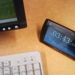 Android tDigitalClock 新作ソフトリリースしました。