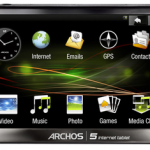Android Archos 5 Internet Tablet 公式発表 9月16日発売!!