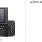 Android Dev Phone2 発売開始