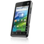 Android MOTO™ XT701 が発表されています。