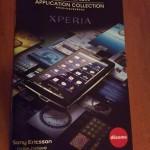 新Xperia mini パンフレット配布中