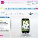 myTouch3G Slide 2010年6月2日発売開始 (箱が素敵)