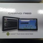 Camangi FM600 発売前レビュー
