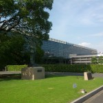パナソニックでの講演と、松下幸之助歴史館と、大阪駅