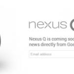 Nexus Q用ゲーム作成しました。