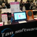 アプリ博2015にTao RiskFinderで出店してきました。