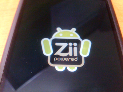 Zii finish android
